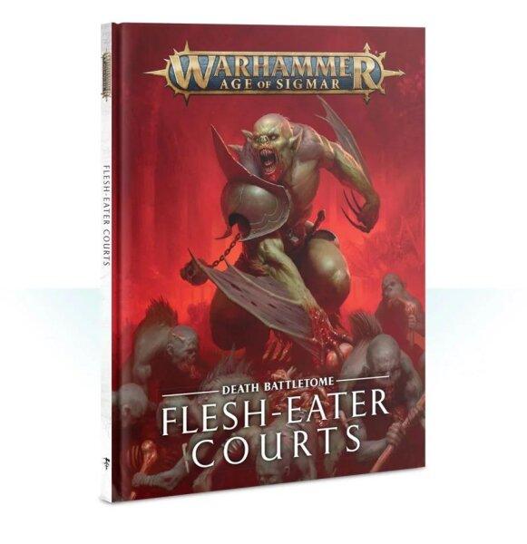 Battletome: Flesh-Eater Courts (Englisch, Hardback)