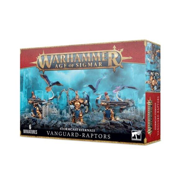 Stormcast Eternals - Vanguard-Raptors