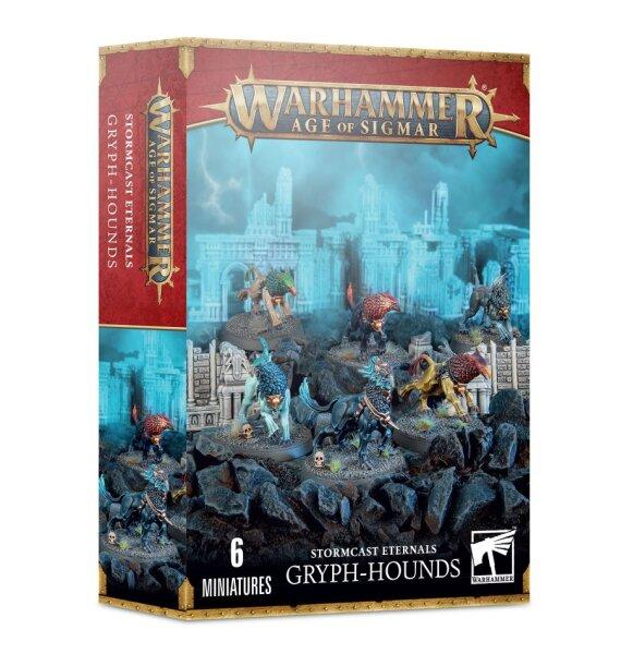 Stormcast Eternals - Gryph-Hounds