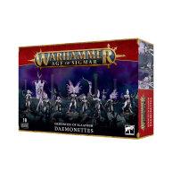 Daemons Of Slaanesh - Daemonettes