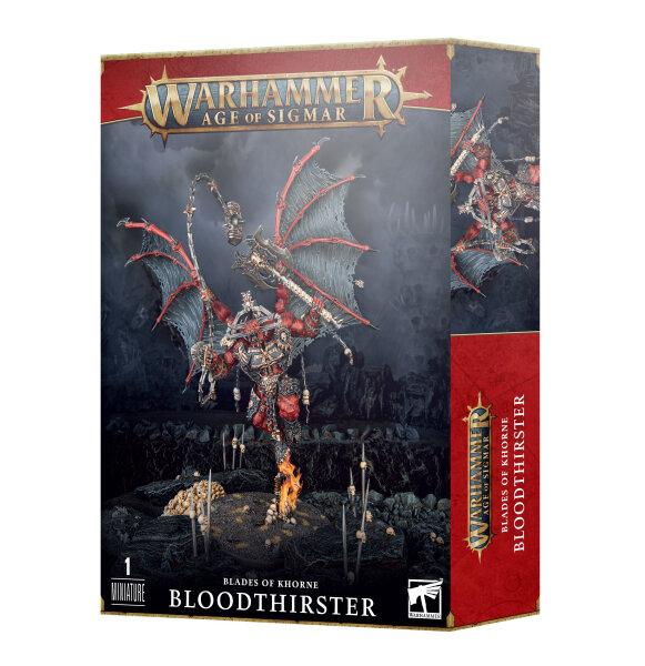 Daemons of Khorne - Bloodthirster