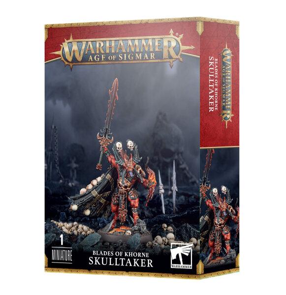 Daemons of Khorne - Skulltaker
