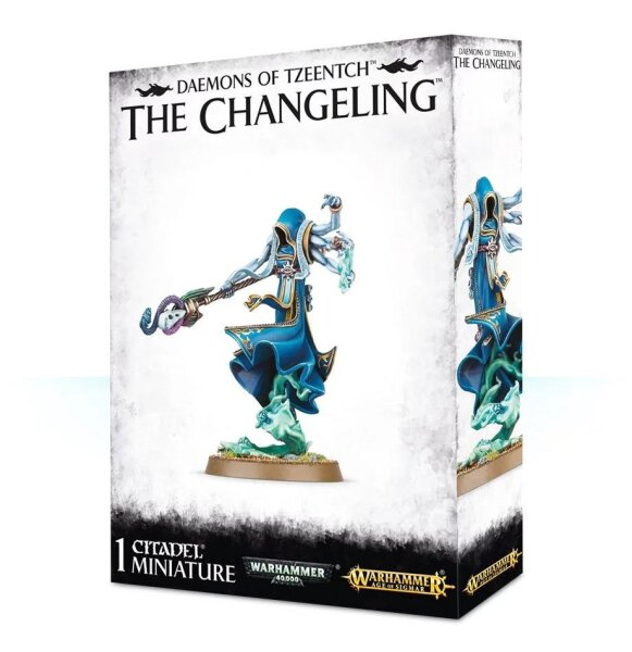 Daemons of Tzeentch - The Changeling