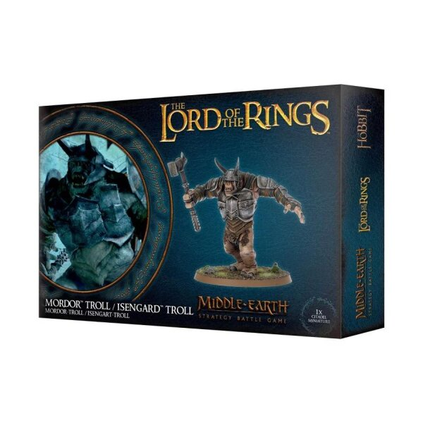 LotR: Mordor-Troll / Isengart-Troll