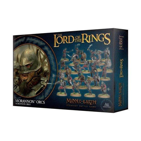 LotR: Morannon-Orks