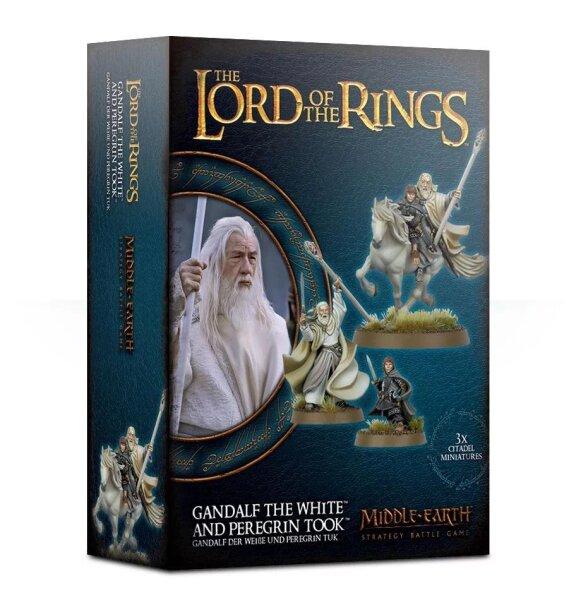 LotR: Gandalf der Weiße und Peregrin Tuk