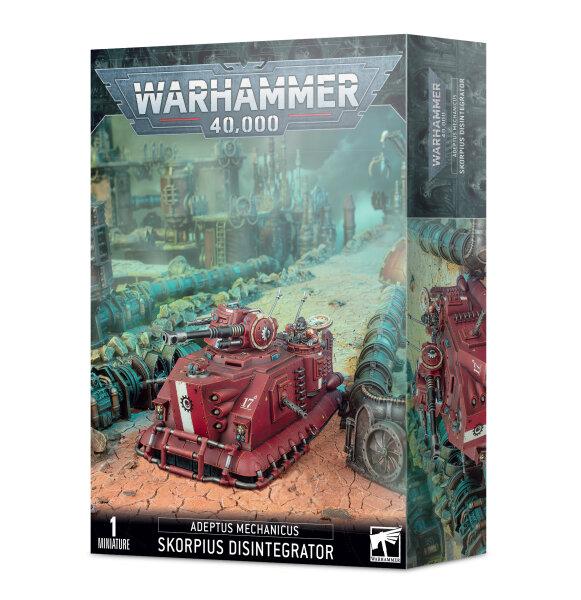 Adeptus Mechanicus - Skorpius Disintegrator