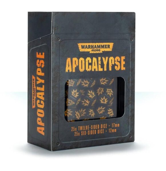 Warhammer 40.000: Apocalypse Dice