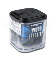 Warhammer 40k / Age of Sigmar - Wound Trackers