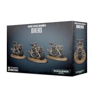 Chaos Space Marines - Bikers