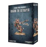Chaos Space Marines - Khârn The Betrayer
