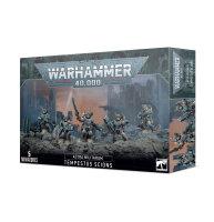 Astra Militarum - Militarum Tempestus Scions