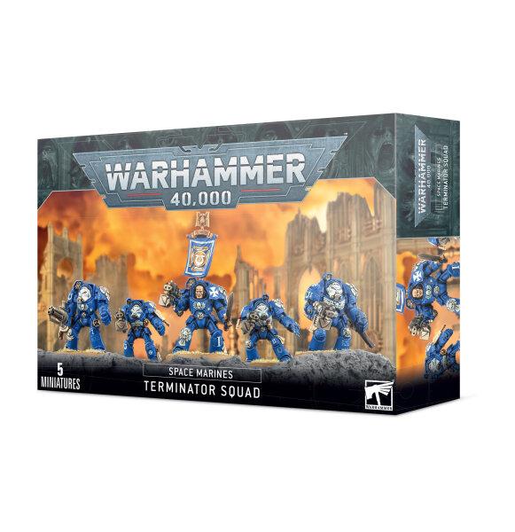 Space Marines - Terminator Squad