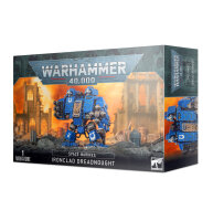 Space Marines - Ironclad-Cybot