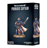 Space Marines - Primaris Captain