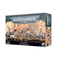 Tau Empire - Fire Warriors Strike Team