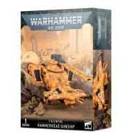 Tau Empire - Hammerhead Gunship