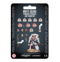 White Scar Primaris Upgrades & Transfers