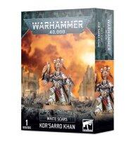 White Scars KorSarro Khan