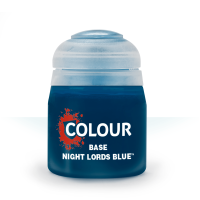 Base: Night Lords Blue
