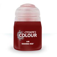 Air: Khorne Red