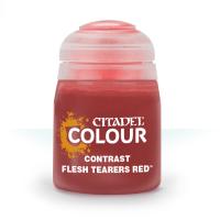 Contrast: Flesh Tearers Red