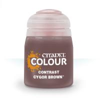 Contrast: Cygor Brown