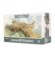 Marauder Bombers der Imperialen Kriegsflotte