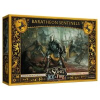 A Song of Ice & Fire - Baratheon Sentinels - Englisch