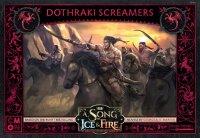 A Song of Ice & Fire - Targaryen Dothraki Screamers -...