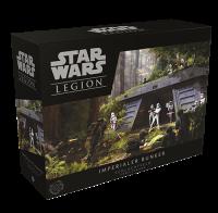 Star Wars: Legion - Imperialer Bunker Erweiterung - Deutsch