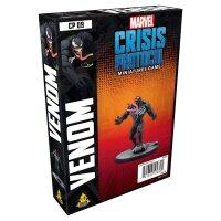 Marvel Crisis Protocol: Venom Expansion - English