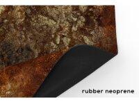 Playmats.eu - Crags of Beast rubber Play Mat - 22x30...