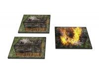Playmats.eu - Foam 2D terrain - House
