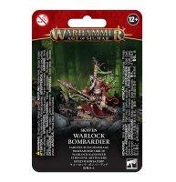 Skaven Warlock Bombardier