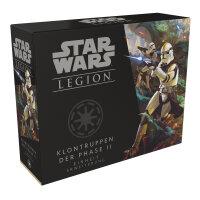 Star Wars: Legion - Klontruppen der Phase II Erweiterung...