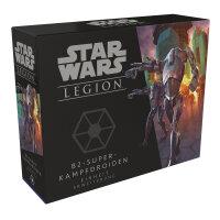 Star Wars: Legion - B2-Superkampfdroiden Erweiterung -...