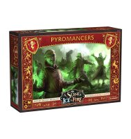 A Song of Ice & Fire - Pyromancers - Englisch