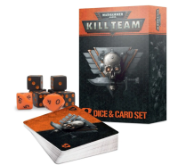 Kill Team Card and Dice Set (Englisch)