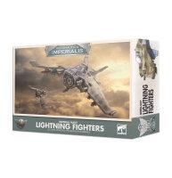 Aeronautica Imperialis: Lightning Fighters der Imperialen...