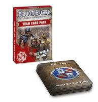 Blood Bowl Old World Alliance Team Card Pack (Englisch)