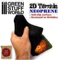 Green Stuff World - Neopren Gelände 2D - See mit...