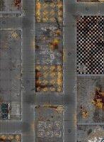 "GameMat.eu - 44""x60"" Quarantine Zone Battle Mat"