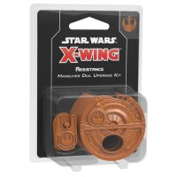 Star Wars: X-Wing 2.Edition - Resistance Maneuver Dial