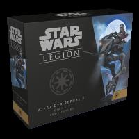 Star Wars: Legion - AT-RT der Republik Erweiterung - Deutsch