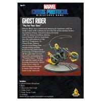 Marvel Crisis Protocol: Ghost Rider - English