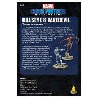 Marvel Crisis Protocol: Bullseye And Daredevil - Englisch