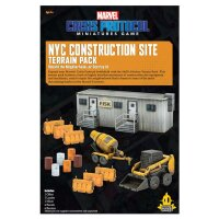 Marvel Crisis Protocol: NYC Construction Site - Englisch