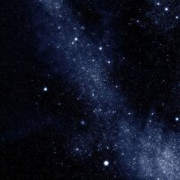 Playmats.eu - Milky Way One-sided rubber Play Mat - 36x36...