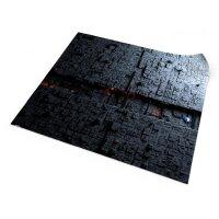 Playmats.eu - Its not a Moon One-sided rubber Play Mat -...